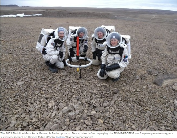 devon_island_researchers